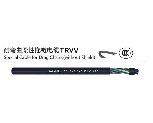 中柔非屏蔽拖链电缆